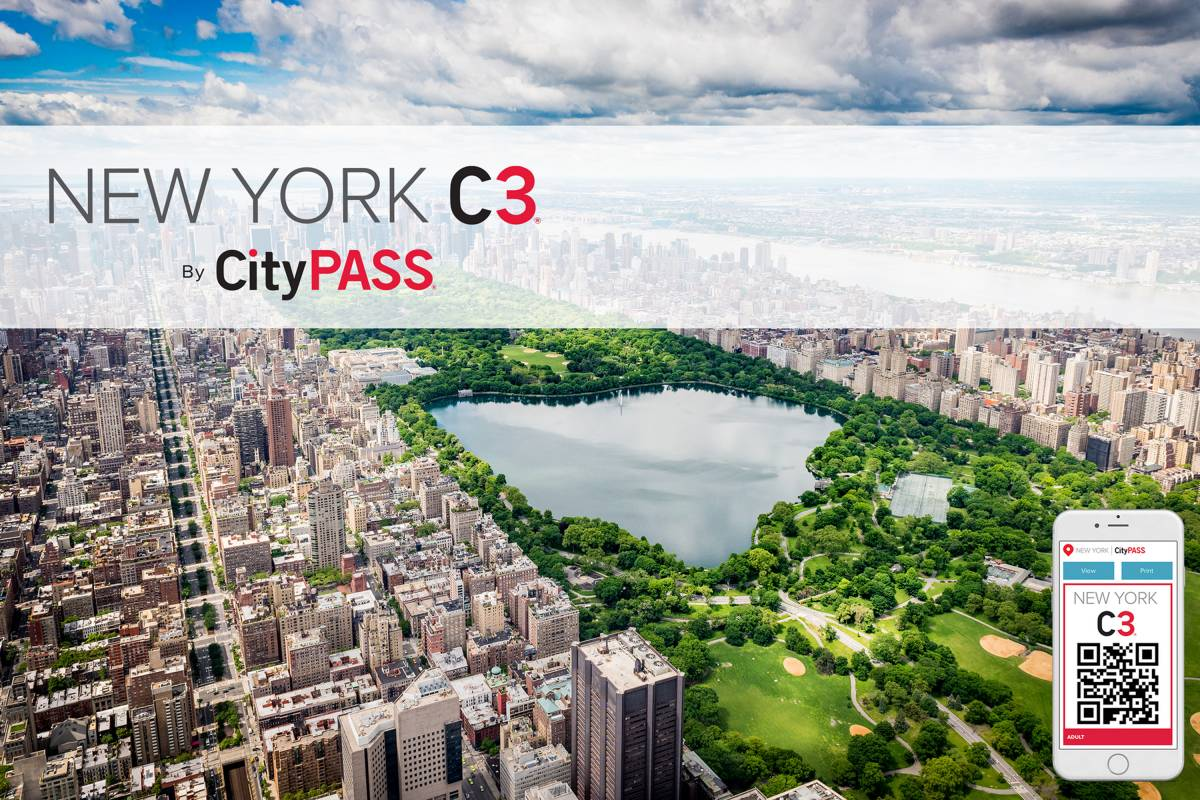 New York C3 by <br>CityPASS